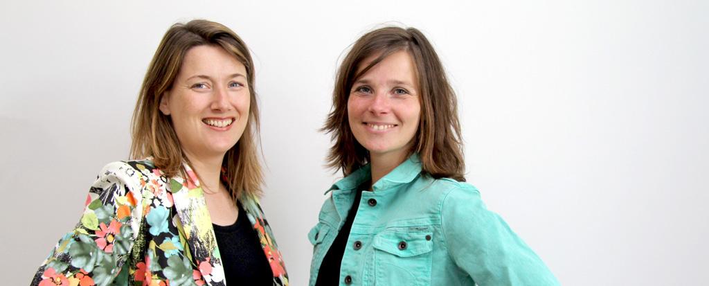 Foto Marlou en Lisanne